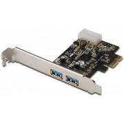 Kontroler PCI Express USB 3.0 DS-30220-4