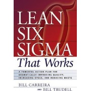 Lean Six Sigma That Works by Bill Carreira