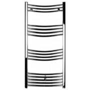 CALORIFER DE BAIE OTEL TALIA CROMAT CURBAT 400/800