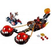 LEGO Carul Haosului al lui Beast Master (70314)