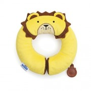 Trunki Yondi Travel Pillow, Yellow Lion, Small by Trunki