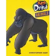 Kids Draw Animals by Chris Hart