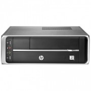 Computador HP 402 G1 (K6Q16LT#AC4) Intel Core i5 3.0/3.7GHz, 4GB até 16GB, 500GB, DVD, Vídeo Intel HD, VGA, DVI, Gigabit, USB 2.0 e 3.0, Serial, Áudio integrado, Fonte 250W Bivolt, Windows Professional, SFF Toolless, Teclado, Mouse,