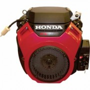Honda Engines V-Twin Horizontal OHV Engine with Electric Start (688cc, GX Series, 1 Inch x 2 29/32 Inch Shaft, Model: GX630RHQXA)