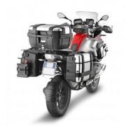 Givi Valise Top Case moto GIVI MONOKEY TRK46PACK2 Trekker 46 litres aluminium LA PAIRE