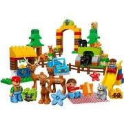 Lego Duplo Leśny park 10584 - Gwarancja terminu lub 50 zł! BEZPŁATNY ODBIÓR: WROCŁAW!