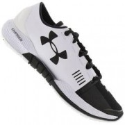 Under Armour Tênis Under Armour SpeedForm Amp - Feminino - BRANCO/PRETO