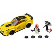 Set Constructie Lego Speed Champions Chevrolet Corvette Z06