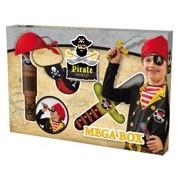 SES Clowny Pirate World- Piraat Mega Box