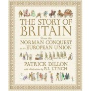 The Story of Britain by Patrick Dillon