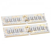 Memorie GeIL Dragon RAM Frost White IC 8GB (2x4GB) DDR4 3000MHz 1.35V CL14 Dual Channel Kit, GWW48GB3000C14DC