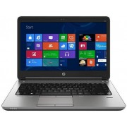 "Laptop HP ProBook 640 G1 (Procesor Intel® Core™ i5-4210M (3M Cache, up to 3.20 GHz), Haswell, 14""HD+, 4GB, 500GB @7200rpm, Intel HD Graphics 4600, USB 3.0, FPR, Win7 Pro 64 + Win8.1 Pro 64)"