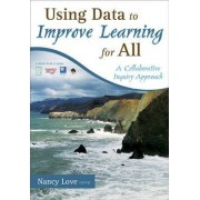 Using Data to Improve Learning for All by Nancy B. Love