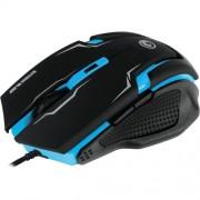 Mouse Marvo M319 BLUE 2400 dpi, Optic, 6 Butoane, USB