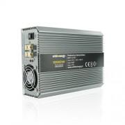Whitenergy invertor DC/AC de la 12V DC la 230V AC 1000W, 2 AC receptacle