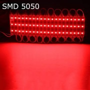 Roodkleurige LED Modules