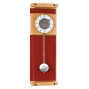 Zegar ścienny z wahadłem JVD N11014/68