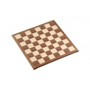 "15"" Walnut Veneer Chess Board by CHH Games"