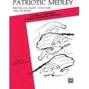 Patriotic Medley (Battle Hymn of the Republic, Yankee Doodle, America the Beautiful) by Phyllis Gunther