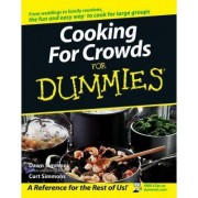 Cooking for Crowds For Dummies by Dawn Simmons