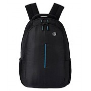 HP 15 inch Laptop Backpack (Black & Blue)