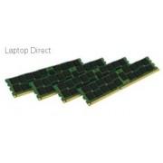 32GB Kit (4x8GB) KVR18R13S4K4/32 1866MHz DDR3 ECC Reg CL13 DIMM SR x4 Server Memory
