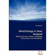 Wind Energy in New Zealand by Yana Bosseva