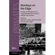 Monkeys on the Edge by Michael D. Gumert
