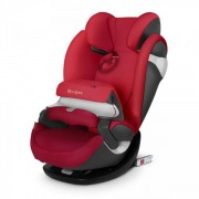 Cybex Siège auto pallas m fix infra red/red - groupe 1/2/3