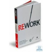 Rework - Jason Fried David Heinemeier Hansson