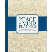 Peace of Mind Planner by Peter Pauper Press Inc
