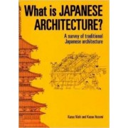 What is Japanese Architecture? by Kazuo Nishi