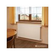 Deskový radiátor Korado Radik Klasik 22, 400x1200