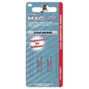Maglite 2-cell AA replacement lamps