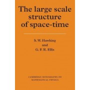 The Large Scale Structure of Space-Time by S. W. Hawking