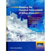 Mapping the Chemical Environment of Urban Areas by Christopher C. Johnson