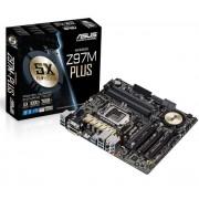 ASUS-Z97M-PLUS - Socket 1150 - Chipset Z97 - ATX - Carte mère-
