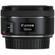 Canon - EF STM - Objectif - Reflex 50 mm / f 1,8 - Noir