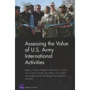 Assessing the Value of U.S. Army International Activities by Jefferson P. Marquis