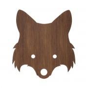 ferm Living - Fox Lamp, smoked oak