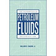 The Properties of Petroleum Fluids by William D. McCain