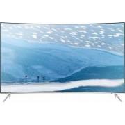 Televizor LED 140 cm Samsung 55KS7502 4K SUHD Smart TV Ecran curbat
