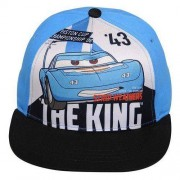 Czapka z daszkiem Cars The King