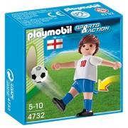 Playmobil 626672 - Fútbol Jugador Fútbol-Inglater