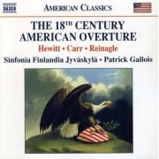 Reinagle/ Hewitt/ Carr - Overtures (0636943965429) (1 CD)