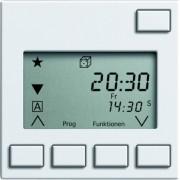 Gira 130803 - Sistema per controllo veneziane, colore: Bianco puro