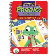 LeapPad: LeapStart Phonics - Leap's Friends A to Z Interactive Book and Cartridge