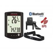 CatEye Strada Smart CC-RD500B Fahrradcomputer + Trittfrequenz + GPS
