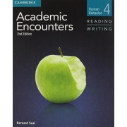 Academic Encounters Level 4 2 Book Set (Student's Book Reading and Writing and Student's Book Listening and Speaking with DVD) by Bernard Seal