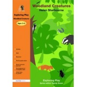 Woodland Creatures by Helen Shelbourne